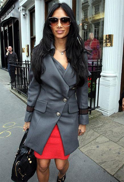 Nicole Scherzinger fot. Ian Lawrence / Splash News/East News