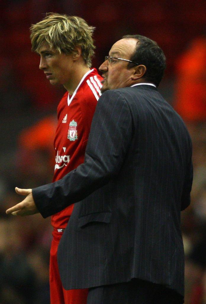 Torres i Rafael Benitez