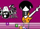Kontroluj rockowy występ