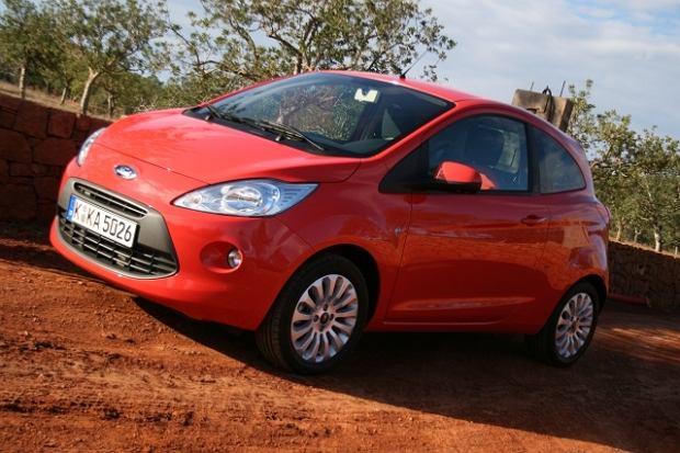 Ford Ka - test | Za kierownicą