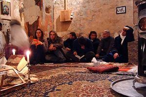 List z Syrii. Boże Narodzenie w Deir Mar Musa