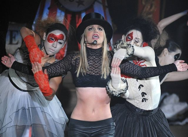 Britney Spears, fot. Peter Kramer, AP