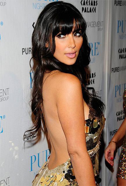 Kim Kardashian fot. AP Photo/Robert Kenney/AG