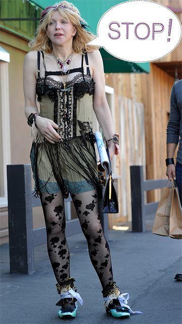Courtney Love fot. East News