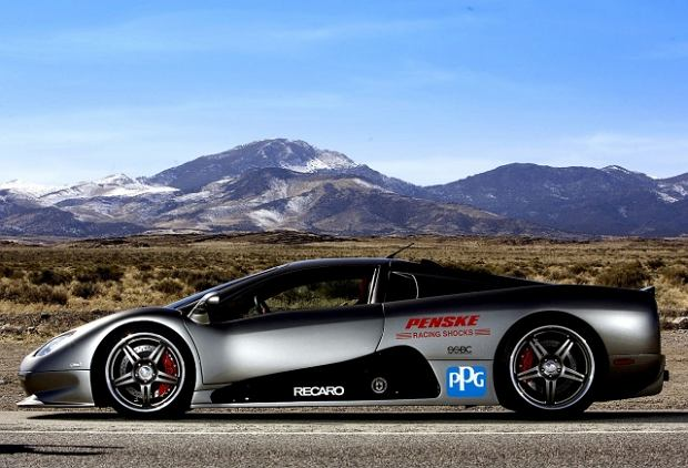 SSC Ultimate Aero EV - elektryczna rewolucja?