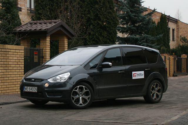 Ford S-Max 2.2 TDCI w teście Moto.pl