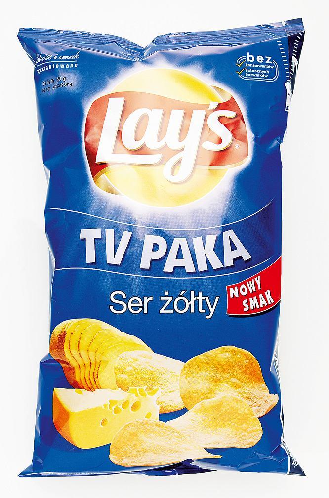 Chipsy Pelne Wzruszen