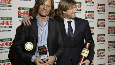 Nagrody magazynu Empire należą do najbardziej prestiżowych. W tym roku wśród nagrodzonych znalazł się idol wielu kobiet Viggo Mortensen, który otrzymał tytuł Ikony.