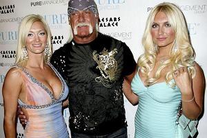 Rodzina Hoganów zawsze była dziwaczna, ale przynajmniej wszyscy do siebie pasowali. Niestety w momencie, gdy Hulk zapragnął przespać się z koleżanką córki, a mama znalazła sobie 19-latka na pocieszenie, nic nie pozostało takie samo. Na szczęście na urodziny (21!) Brooke Hogan tatuś przyszedł. Z nową dziewczyną. Szczerze mówiąc, o wiele ładniejsza od córeczki. Bardziej...delikatna.