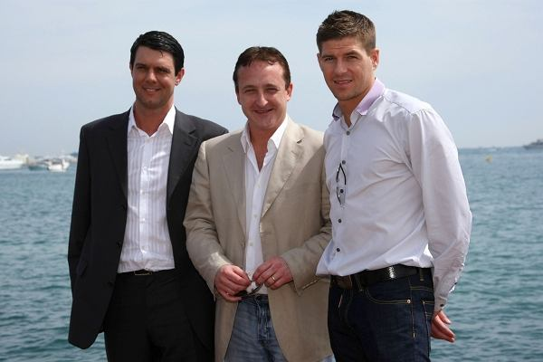 Piłkarze lansują się w Cannes