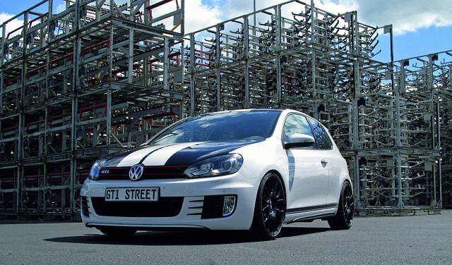 Volkswagen Golf GTi Street