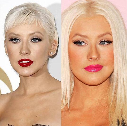 Christina Aguilera fot. AP Photo/AG