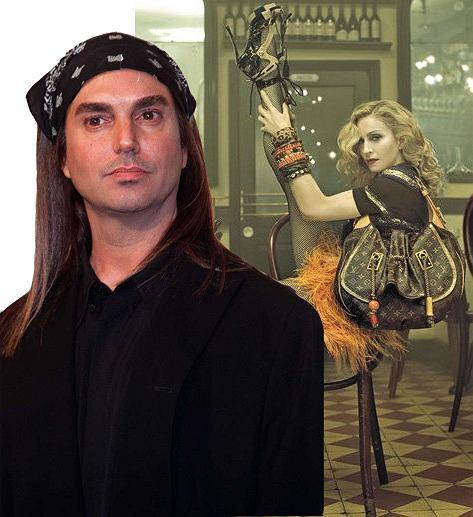 Steven Meisel fot. East News / Madonna dla Louis Vuitton
