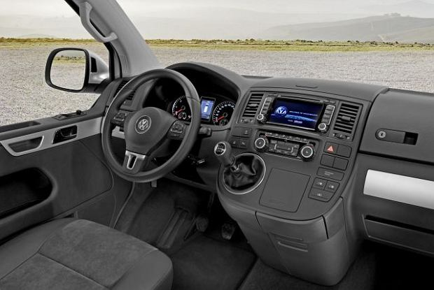 2010 Volkswagen Transporter T5