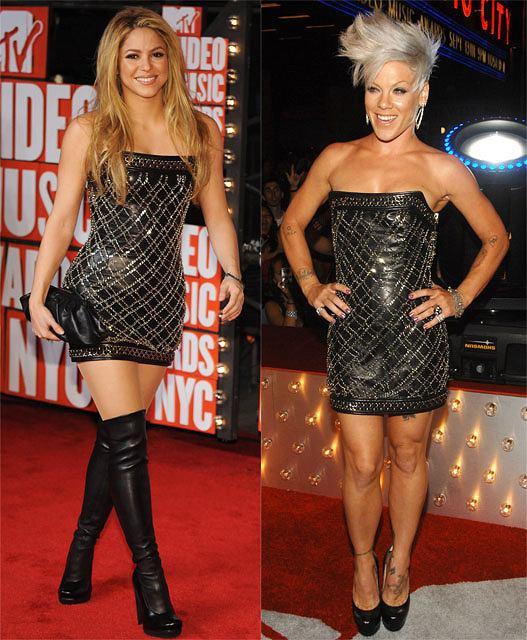 Shakira czy Pink?
