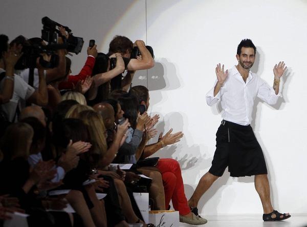 Projekt: Marc Jacobs (wiosna 2010)