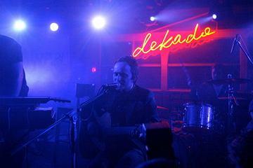 Myslovitz w klubie Dekada