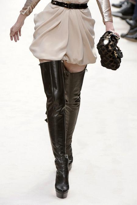 Projekt: Louis Vuitton (jesień/zima 2009/2010)