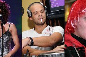 Na imprezach w klubach, podczas programów telewizyjnych, na sesjach zdjęciowych czy premierach filmowych. Zobaczcie galerię zdjęć najpopularniejszych palaczy!
