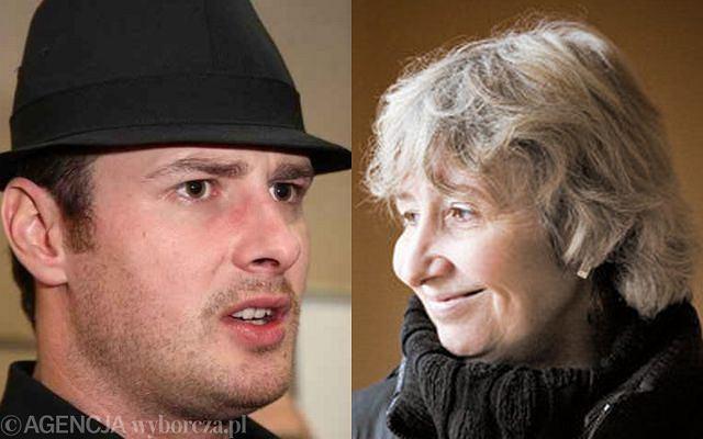 Paweł Małaszyński, Elżbieta Muszyńska/AG