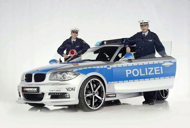 AC Schnitzer ACS1 2.3d Polizei