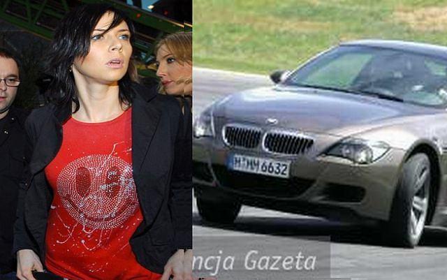 Maja Sablewska/Kapif, BMW M6/AG