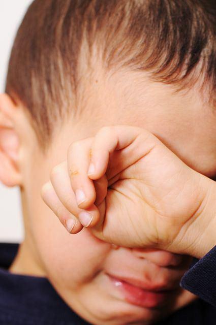Nie tylko dorośli chorują na depresję, problem może dotyczyć również dzieci.