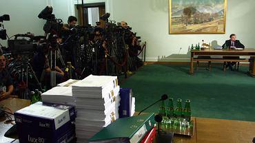 Mariusz Kamiński przed komisją hazardową