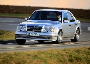 Mercedes klasy E (1985-1995) - opinie Moto.pl
