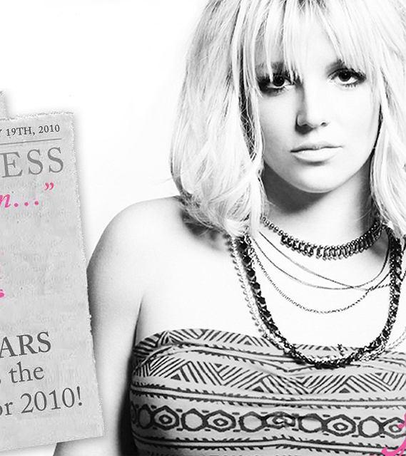 Britney Spears twarzą Candies w 2010 roku