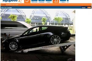 Aston Martin to też Opel