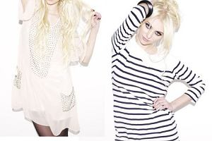 Taylor Momsen dla New Look