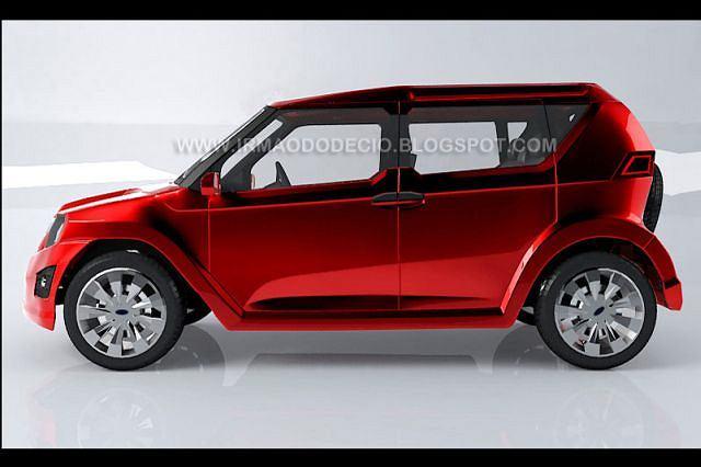 Ford T - projekt samochodu odwołującego się do bestsellera Henry'ego Forda