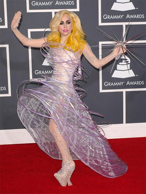 Gwiazdy na gali Grammy Awards