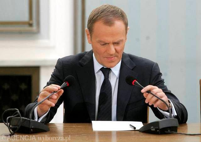 Donald Tusk jest ostatnim ważnym politykiem PO, którego przesłucha komisja