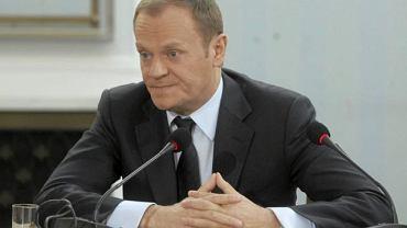 Tusk: Nie ma nawyku słuchania podsłuchów. Uważam to za patologię