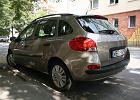 Renault Clio Grandtour - test | Za kierownicą