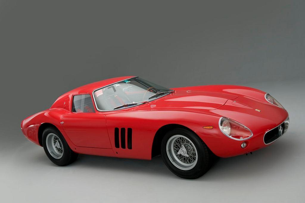 Ferrari 250 GTO (1962-1964)