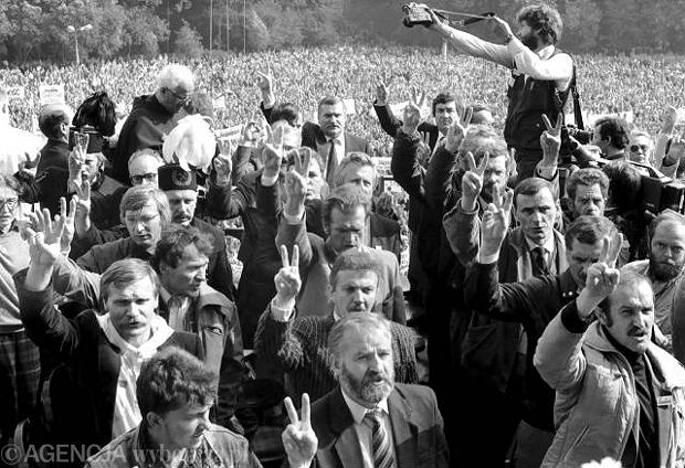 Jasna Góra, 1986 r.