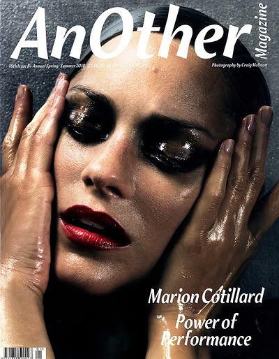 Marion Cotillard dla AnOther