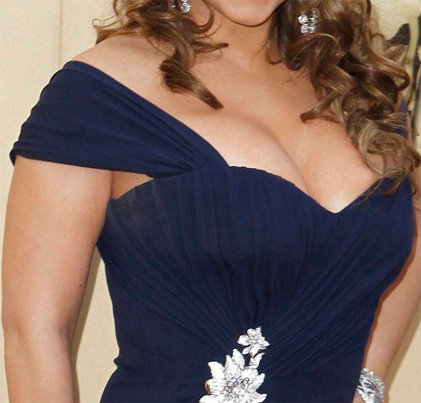 Wpadka: Mariah Carey na gali Oscary 2010