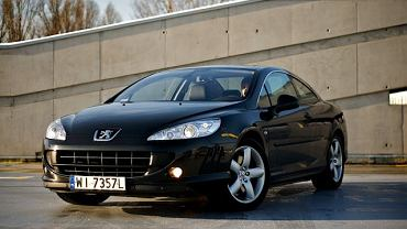 Peugeot 407 Coupe 3.0 HDi