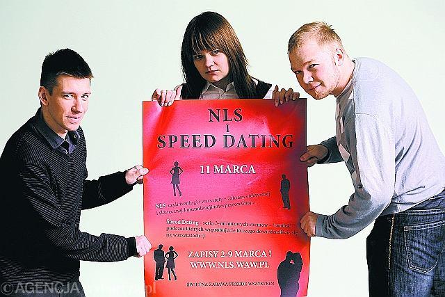 Speed dating dla studentów warszawa