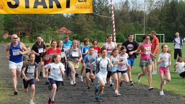 W Czerminie (Podkarpackie) w zeszłym roku biegowe szaleństwo zorganizowała szkoła. Wystartowało 200 osób, najstarszy biegacz miał 55 lat, najmłodszy - tylko 4. W tym roku Czermin zgłosił się do akcji jako pierwszy. Bieg odbędzie się 9 maja 2010