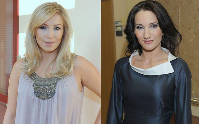 Kasia Cerekwicka i Justyna Steczkowska po raz kolejny pojawiły się na planie programu