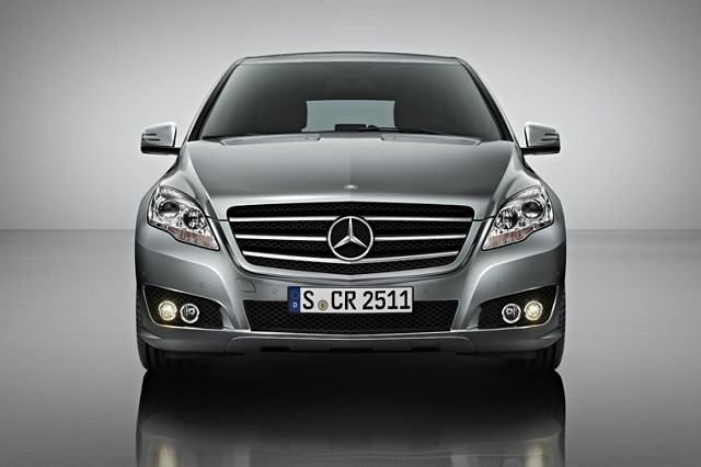 Mercedes R klasa (facelifting)