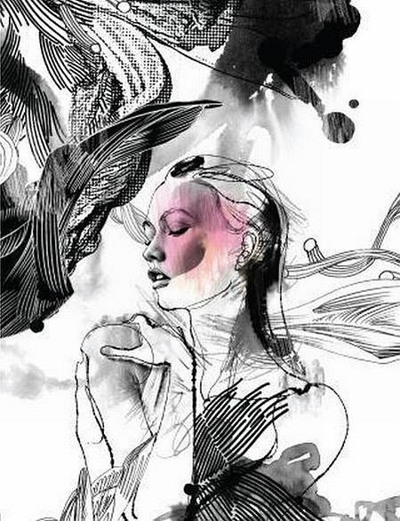 25 magazine - Defragmentation of beauty - Karlie Kloss