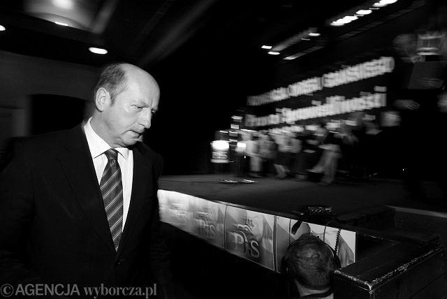 Maciej Płażyński zginął tragicznie 10 kwietnia 2010 r. w katastrofie samolotu Tu-154 pod Smoleńskiem.