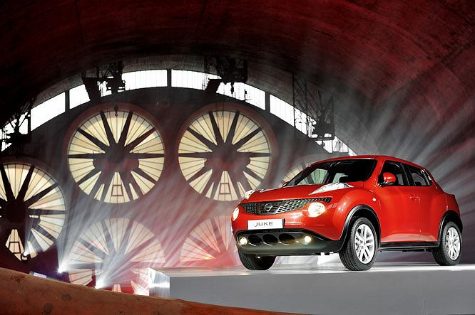 Nissan Juke około 70 tys. zł na rynku: Czerwiec