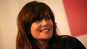 """Emmanuelle Seigner to francuska aktorka, żona Romana Polańskiego. Zagrała m.in. w jego filmie """"Frantic""""."""